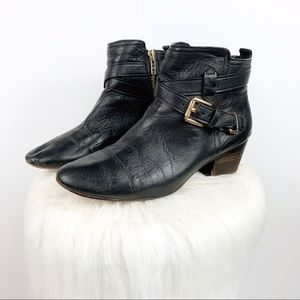 Coach | Pauline Leather Booties